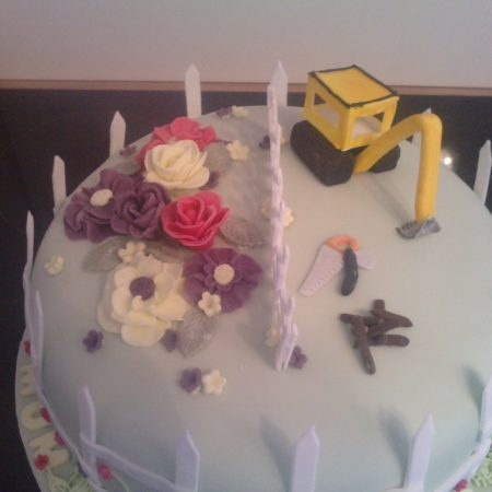 Mum Dads 70th Birthday Cake
