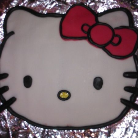 Superb Hello Kitty Birthday Cake The Great British Bake Off Personalised Birthday Cards Paralily Jamesorg