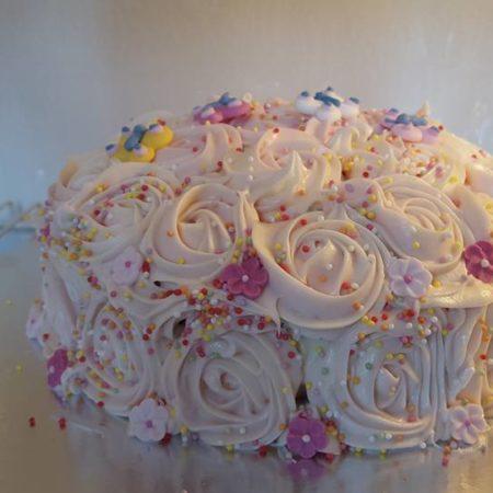 Wondrous Fayes Pinatta 10Th Birthday Cake The Great British Bake Off Funny Birthday Cards Online Inifodamsfinfo