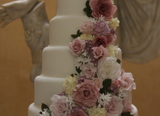 great british bake off wedding cake special s 6 tier wedding cake the great bake 14916