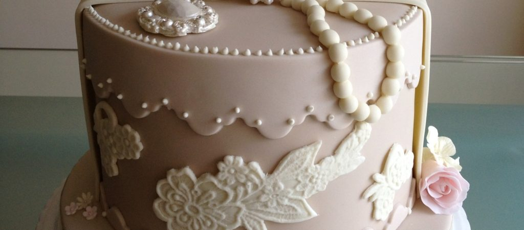 vintage hat box cake the great british bake off