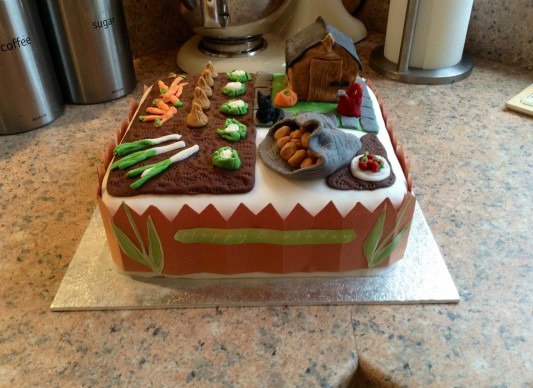 Great Cake Recipes Uk: The Great British Bake Off