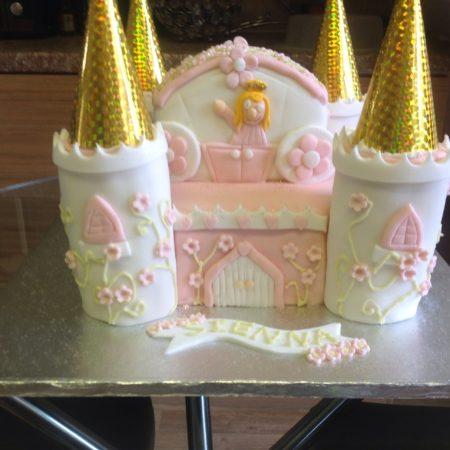 Cool Princess Birthday Cake The Great British Bake Off Funny Birthday Cards Online Inifodamsfinfo